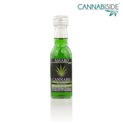 Amaro Cannabis con semi di Canapa - 30ml
