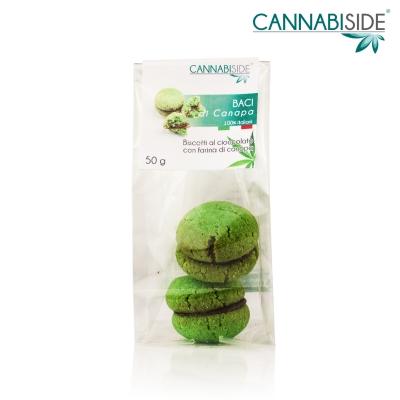 Baci di Canapa Il Biscotto di Cannabis