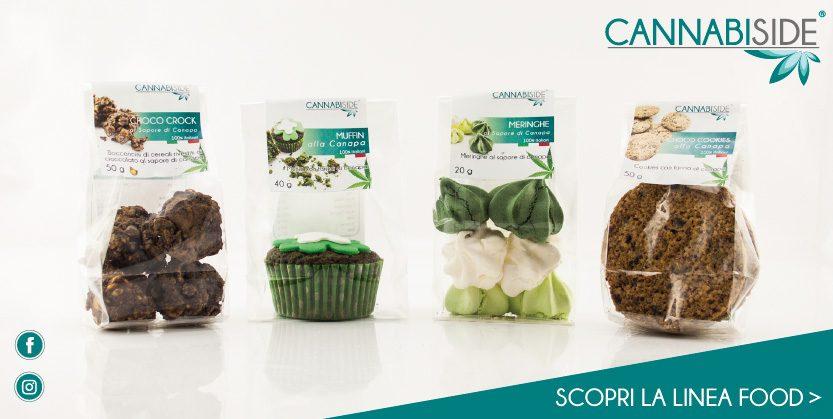 Prodotti Alimentari a Base di Cannabis Sativa L.
