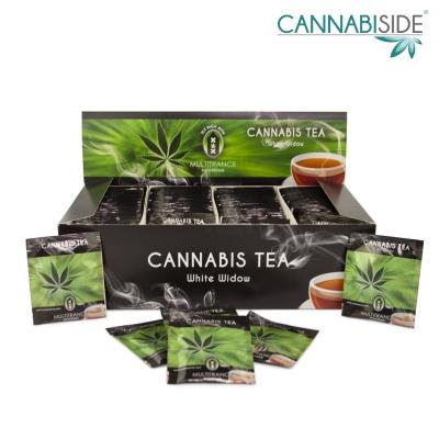 Cannabis Tea Confezione 100 pz.