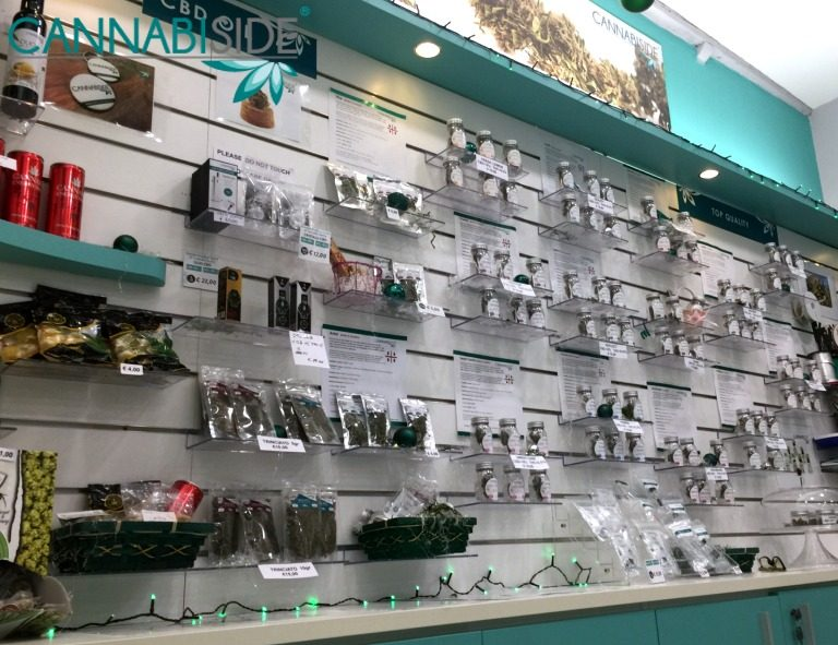 Expositions of the hemp Products in our Affiliate Store in Franchise