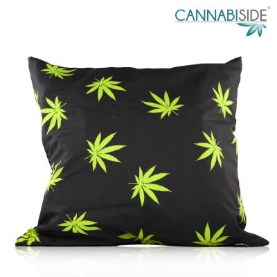 Federa Cuscino Cannabis Fantasie Varie