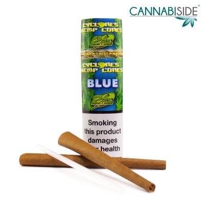 Hemp Cone Blue Conf. 12pz