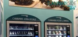 Hemp Vending Machine in Franchise
