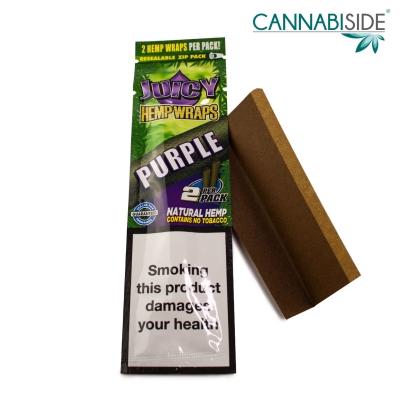 Hemp Wraps Purple