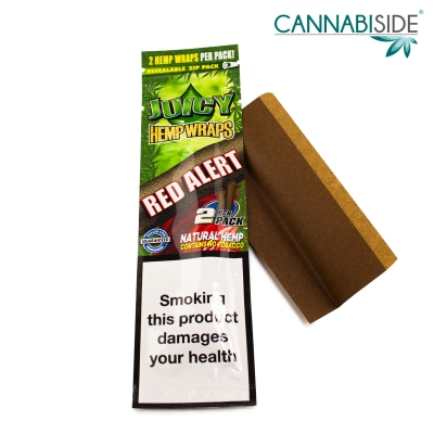 Hemp Wraps Red Allert