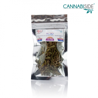 KCBD Infiorescenza di Cannabis Legale Economy 1,5 g