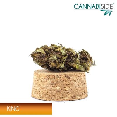 King Infiorescenza di Cannabis Legale 1 g