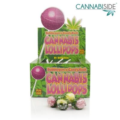 Lecca Lecca Cannabis Gusti Vari 70 pz.