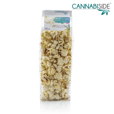 Pop Corn alla Canapa