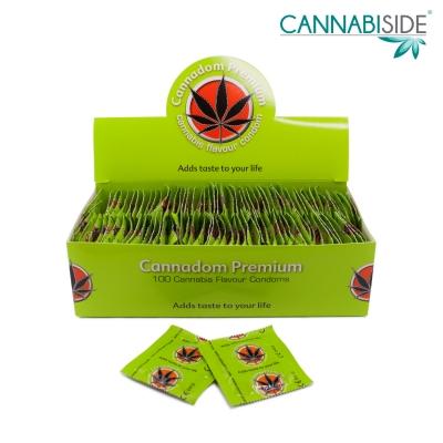 Preservativi Cannabis Conf. 100pz