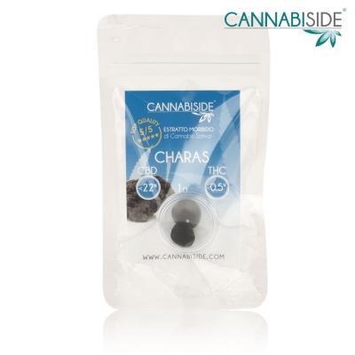 Charas di cannabis sativa legale cbd