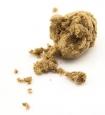 foto di resina di cannabis sativa legale