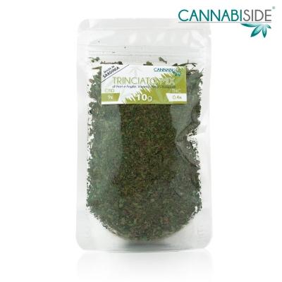 Trinciato Mix Antal-Kompolti di Fiori e Foglie Cannabis Legale 10g