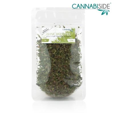 Trinciato Mix Antal-Kompolti di Fiori e Foglie Cannabis Legale 5g